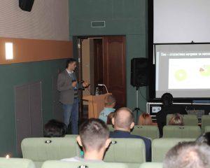 Выступпление Медиалайм на конференции
